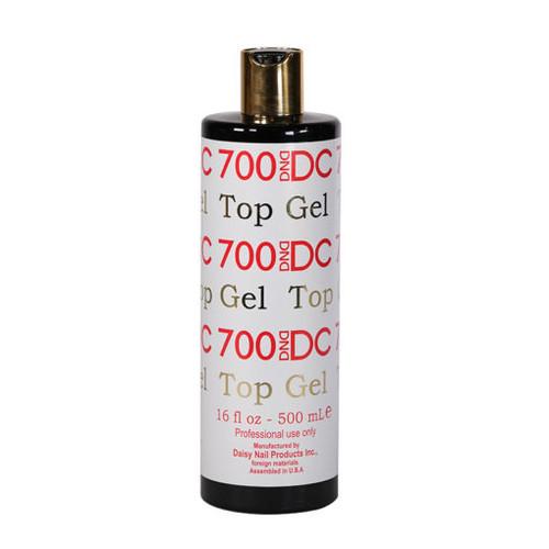 DND DC Gel Top 700 Refill Size 8 fl oz
