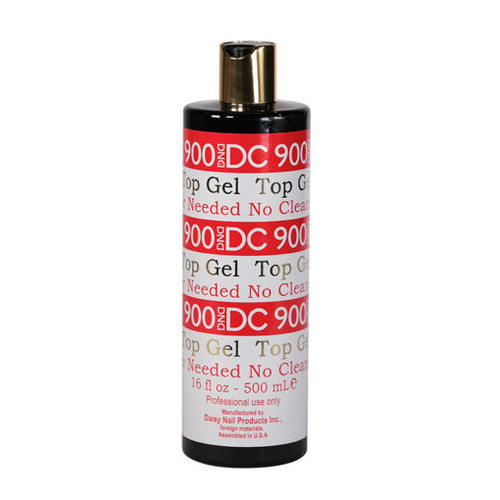DND DC Gel Top No Cleanse 900 Refill Size 8 fl oz