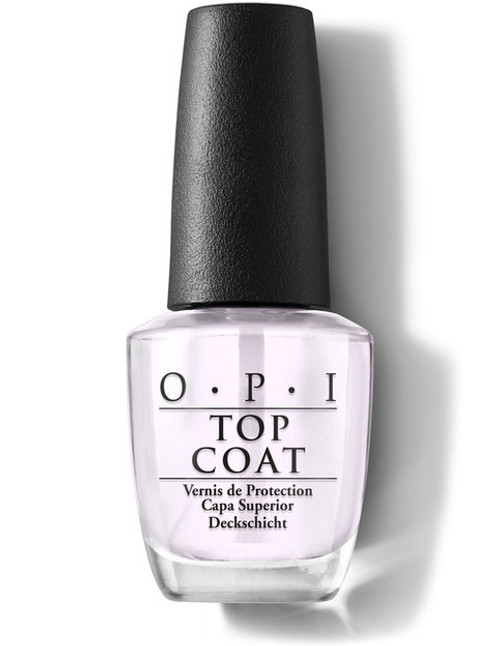 OPI Regulat Top Coat | 0.5 fl oz
