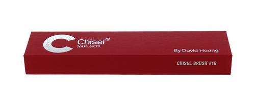 Chisel Kolinsky Acrylic Brush Round #16