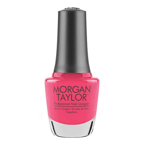 Morgan Taylor | Regular polish | Pretty As Pink-ture