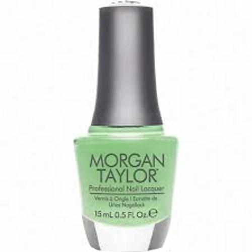 Morgan Taylor | Regular polish | Supreme in Green