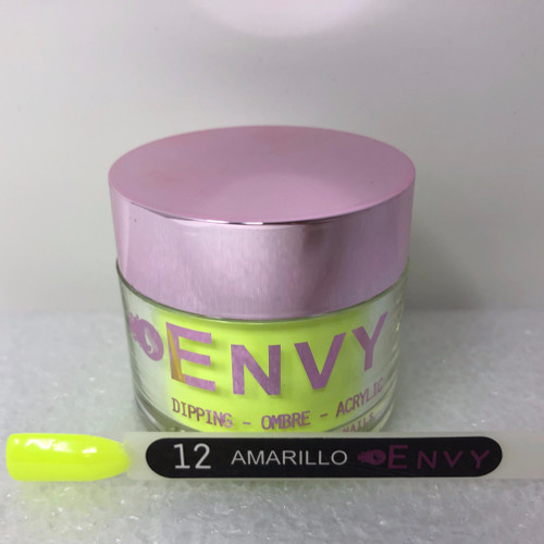 Envy Dipping - Ombre - Acrylic Powder | 012 Amarillo