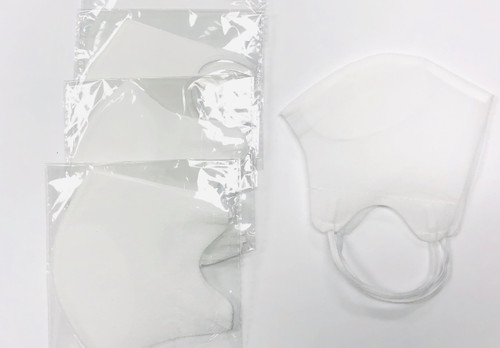Disposable Face Mask Individual | WHITE