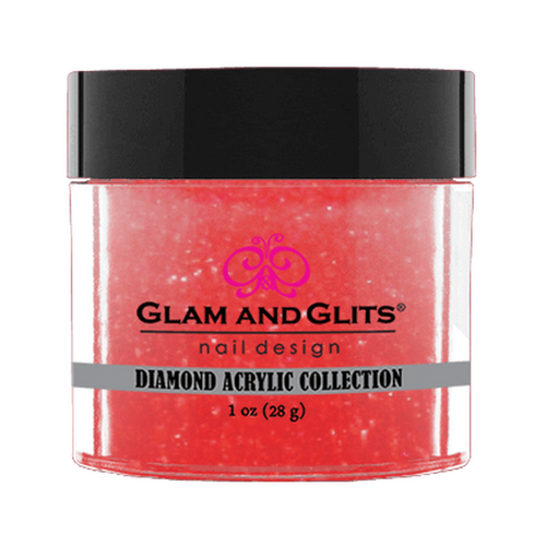 Glam & Glits | DIAMOND ACRYLIC COLLECTION | DAC77 ORANGE BLOSSOM