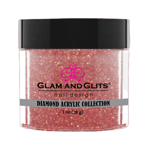 Glam & Glits | DIAMOND ACRYLIC COLLECTION |  DAC80 NUDE