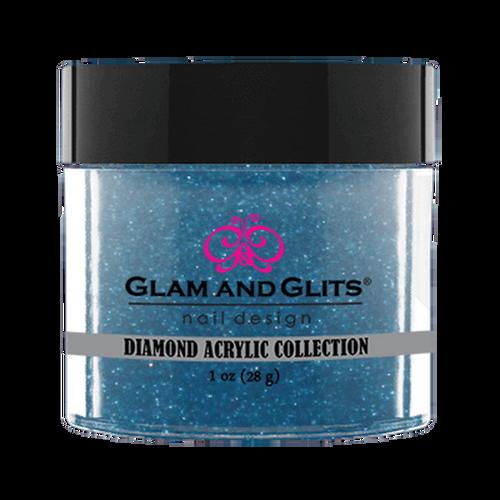 Glam & Glits | DIAMOND ACRYLIC COLLECTION | DAC84 DEEP BLUE