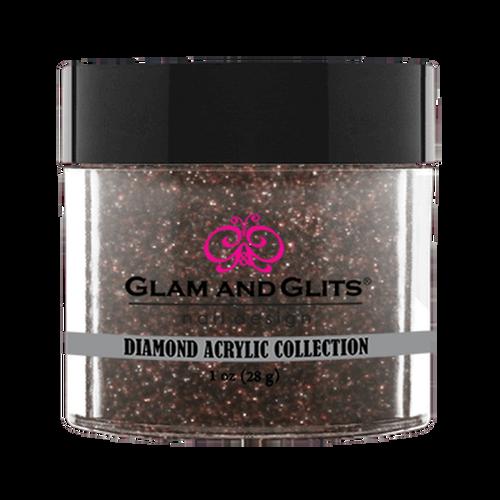 Glam & Glits | DIAMOND ACRYLIC COLLECTION | DAC86 LATTE