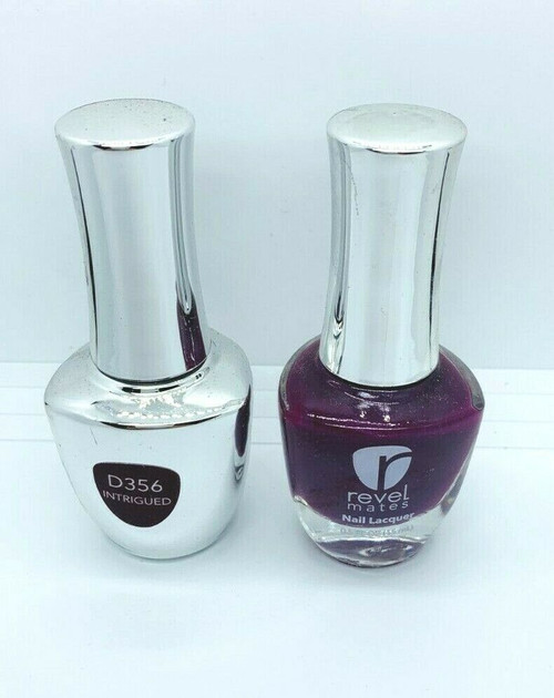 Revel Lacquer + Gel DUO | 356 Intrigued
