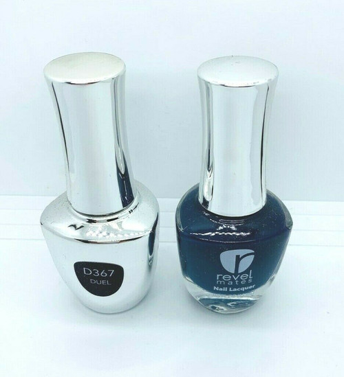 Revel Lacquer + Gel DUO | 367 Duel