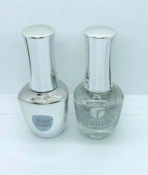 Revel Lacquer + Gel DUO | 369 Glisten