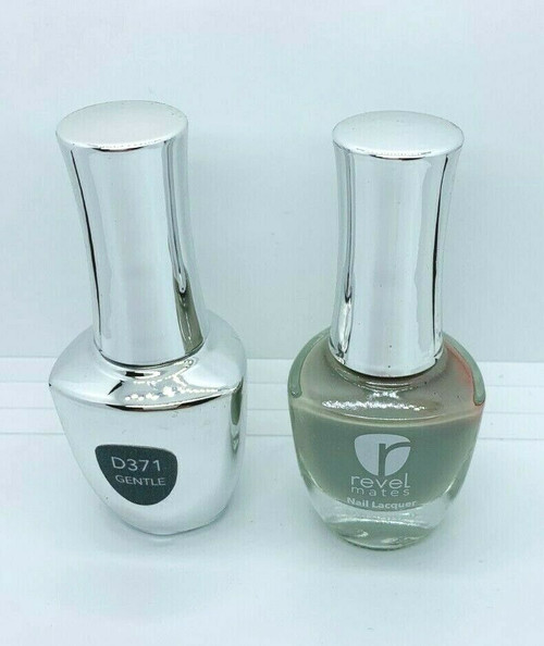 Revel Lacquer + Gel DUO | 371 Gentle