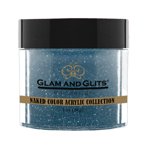 Glam & Glits |  NAKED COLLECTION | NCAC434 TEAL ME IN