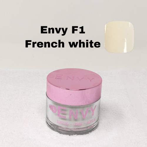 Envy Dipping - Ombre - Acrylic Powder | F1 French White
