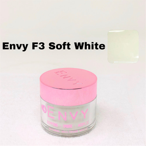 Envy Dipping - Ombre - Acrylic Powder | F3 Soft White
