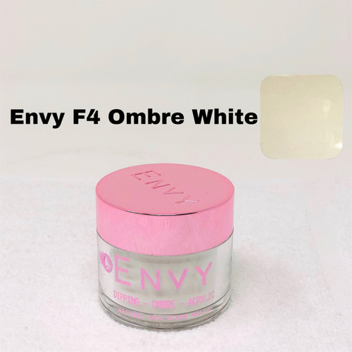 Envy Dipping - Ombre - Acrylic Powder | F4 Ombre White