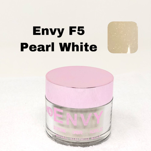 Envy Dipping - Ombre - Acrylic Powder | F5 Pearl White