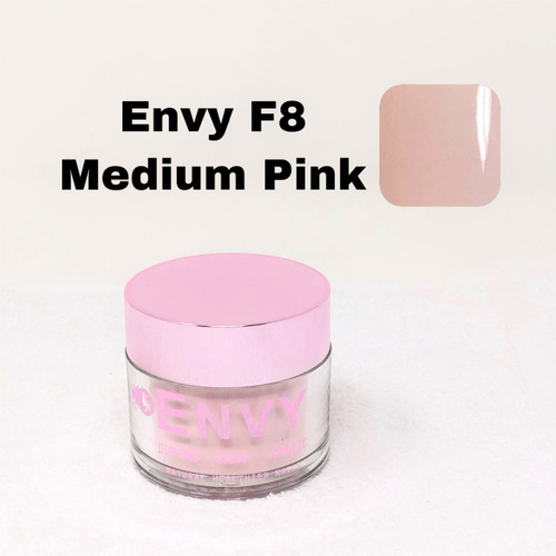 Envy Dipping - Ombre - Acrylic Powder | F8 Medium Pink