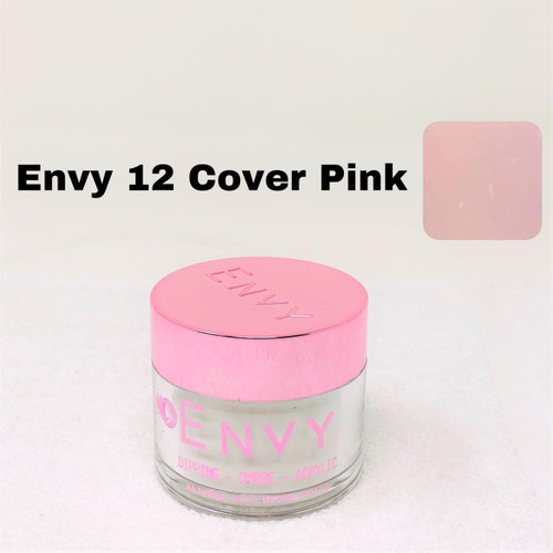 Envy Dipping - Ombre - Acrylic Powder | F12 Cover Pink