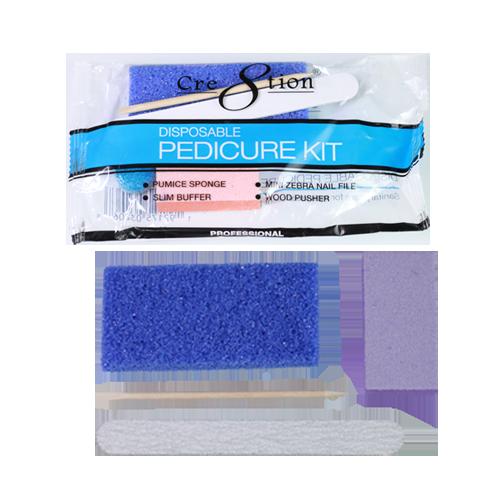 Cre8tion Disposable Pedicure Kit C (5 Kits)