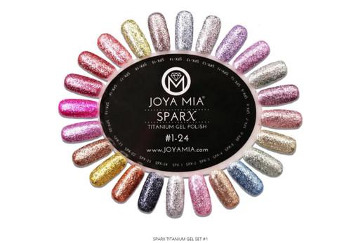 Joya Mia SPARX Titanium Gel 0.5 oz | SPX-35