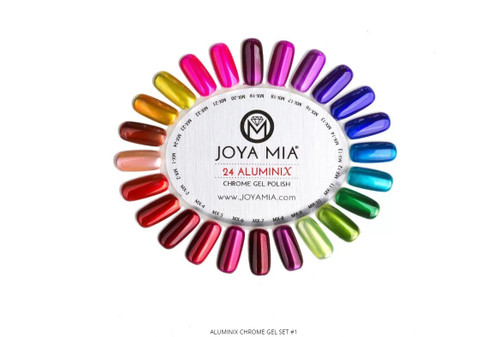 Joya Mia ALUMINIX Chrome Gel 0.5 oz | ALX-33