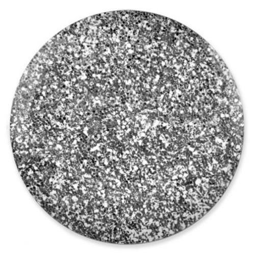 DND DC Platinum Soak-off Gel | 199 Blacken Platinum