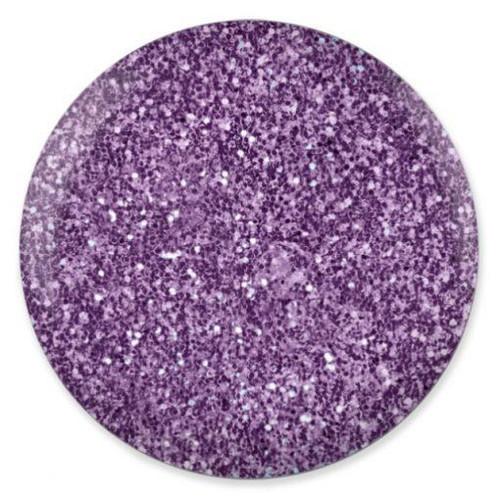 DND DC Platinum Soak-off Gel | 205 Purple Platinum