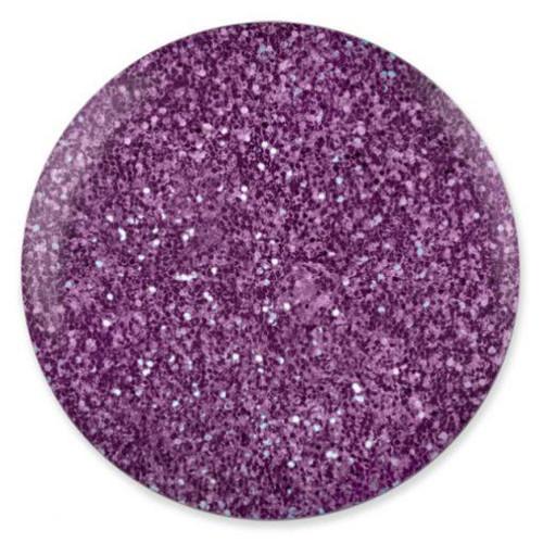 DND DC Platinum Soak-off Gel | 206 Lavender Platinum