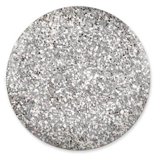 DND DC Platinum Soak-off Gel | 207 Silver Platinum