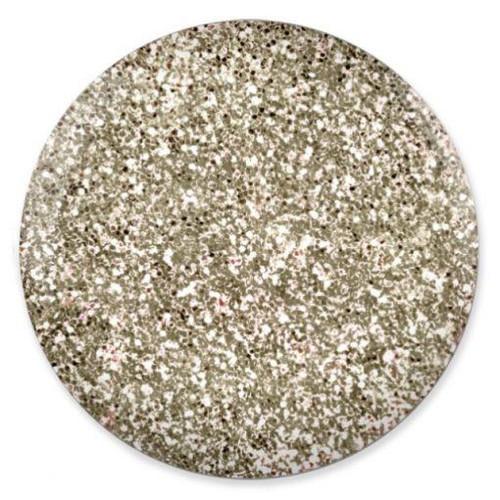 DND DC Platinum Soak-off Gel | 210 Champagne Platinum