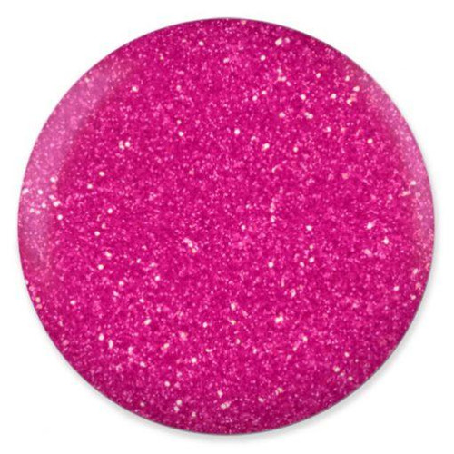 DND DC Platinum Soak-off Gel | 217 Deep Pink Platinum