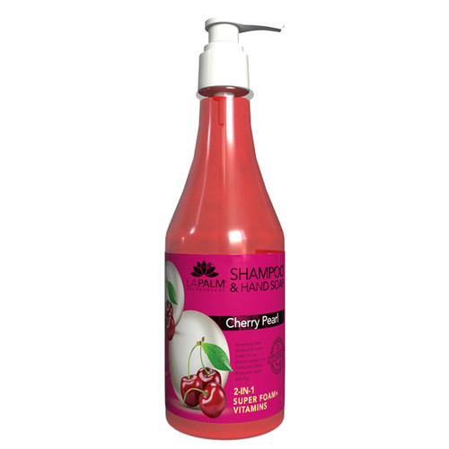 La Palm Shampoo & Hand Soap | 8oz | Cherry Pearl