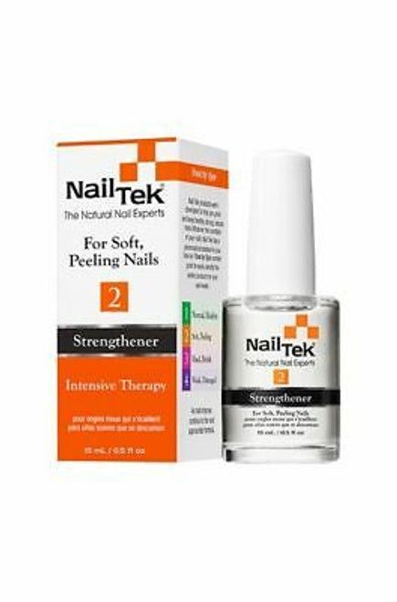 Nail Tek Intensive Therapy 2 Strengthener 0.5 oz