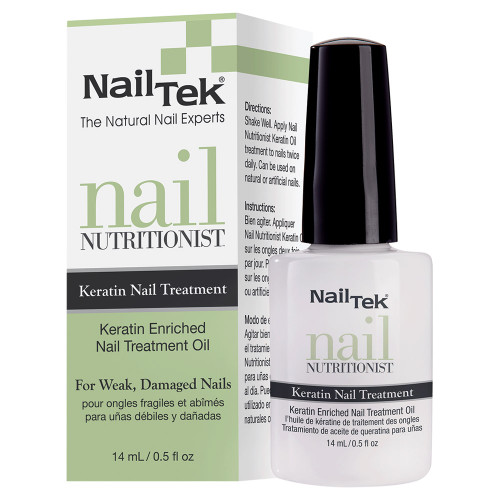Nail Tek Keratin Nail Treatment 0.5 oz