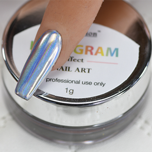 Cre8tion Nail Art HOLOGRAM B 1g | Hologram Powder 02