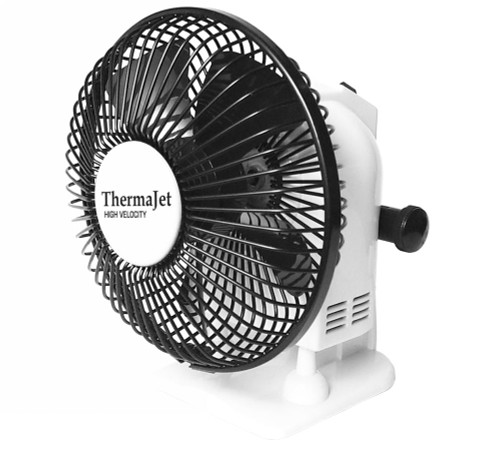 ThermaJet 4-Inch Mini Salon Fan