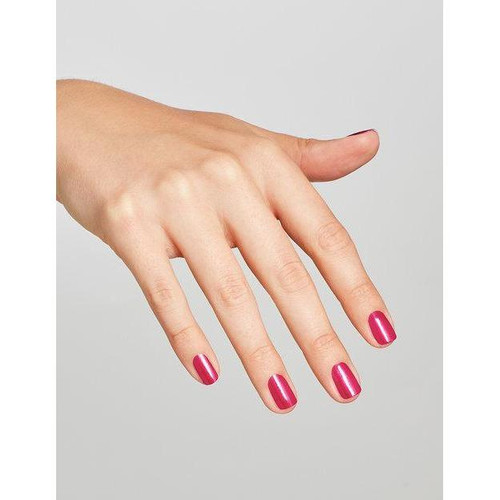 OPI GelColor & Lacquer Combo | 15 Minutes of Flame (H011)