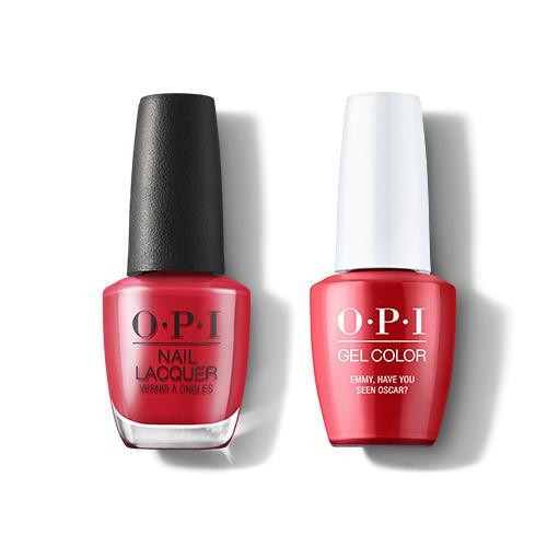 OPI GelColor & Lacquer Combo | Emmy, have you seen Oscar? (H012)
