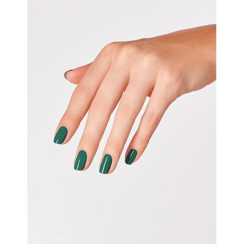 OPI GelColor & Lacquer Combo | Rated Pea-G (H007)