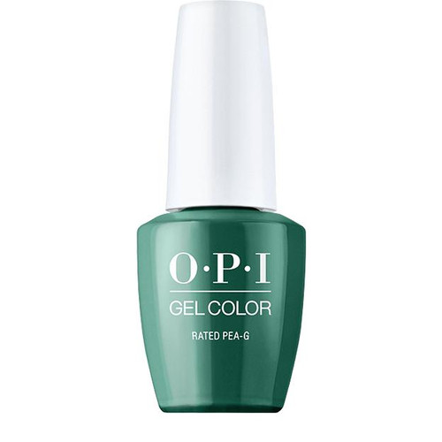 OPI Gelcolor The Hollywood Collection | Rated Pea-G (H007) 15ml