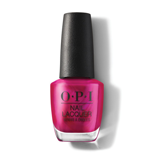 OPI Lacquer Shine Bright Collection | Merry In Cranberry (HRM07) 15ml