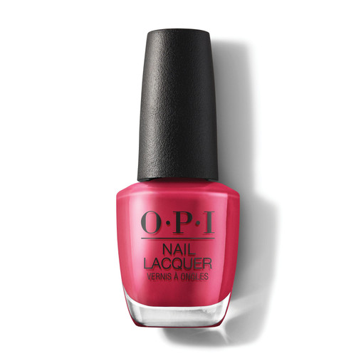 OPI Lacquer Shine Bright Collection | Red-y For The Holidays (HRM08) 15ml