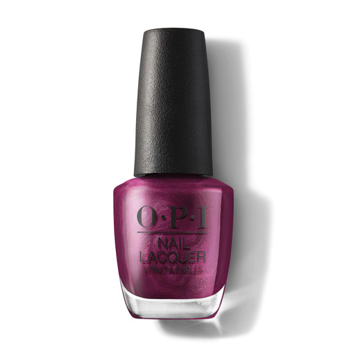 OPI Lacquer Shine Bright Collection | Dressed To The Wines (HRM04) 15ml