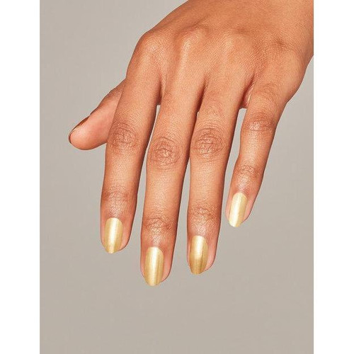 OPI Lacquer Shine Bright Collection | This Gold Sleighs Me (HRM05) 15ml