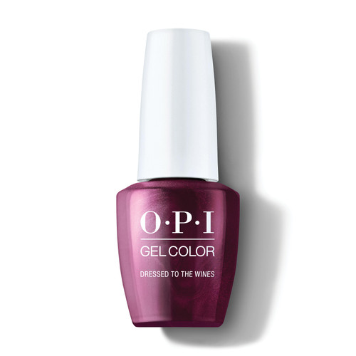 OPI Gelcolor Shine Bright Collection | Dressed To The Wines (HPM04) 15ml