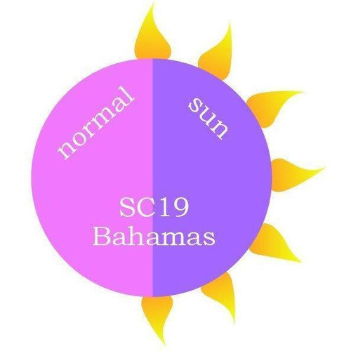 Revel Nail Dip Powder SUN MOOD CHANGE 2 oz - SC19 Bahamas