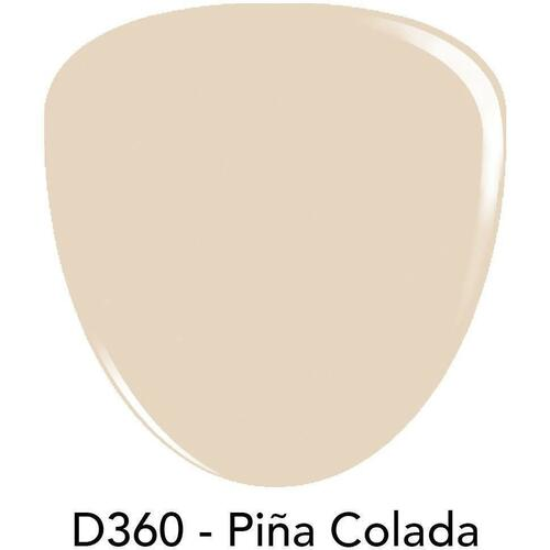 Revel Nail Dip Powder 2 oz - D360 Pina Colada ***NEW COLORS***