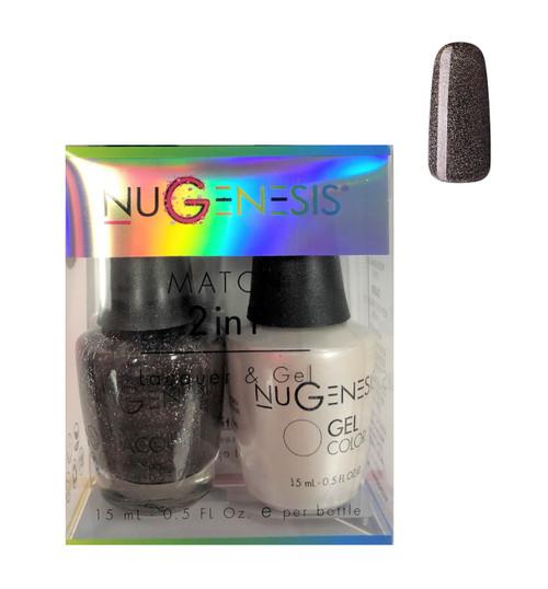 NUGENESIS Gel & Lacquer Combo | NU 51 Amazonia