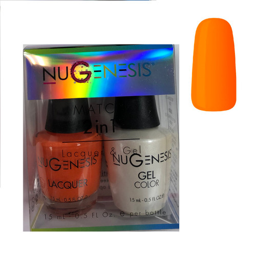 NUGENESIS Gel & Lacquer Combo | NU 89 Wowzers